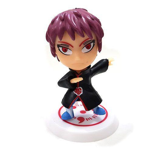 Sasori Naruto Action Figure Boneco Akatsuki