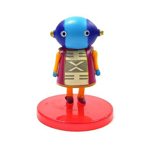 Zeno Boneco Dragon Ball Action Figure