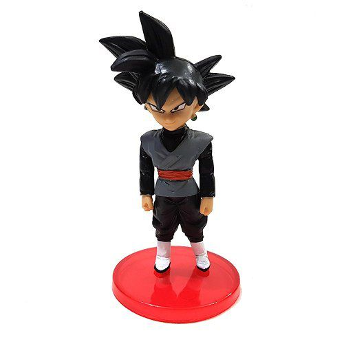 Goku Black Boneco Dragon Ball Action Figure