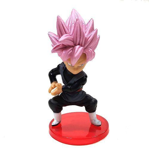 Goku Rose Rosa Boneco Dragon Ball  Action Figure