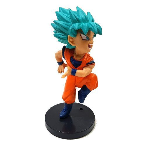 Goku Ssj Blue Deus Dragon Ball Super Action Figure