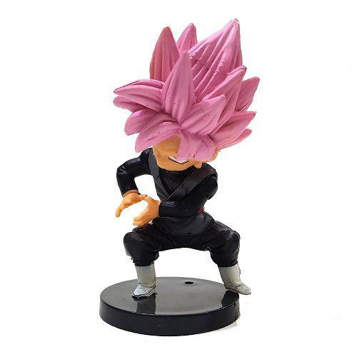 Goku Rosa Dragon Ball Super Action Figure