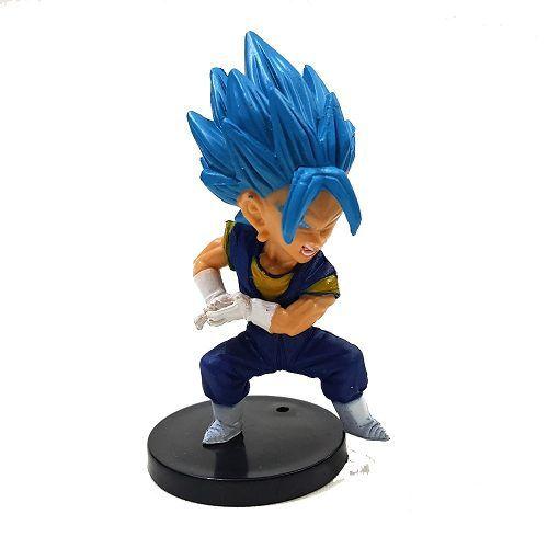 Vegetto Azul Blue Dragon Ball Super Action Figure