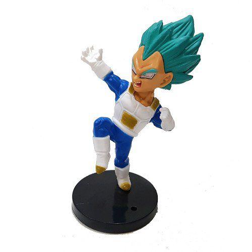 Vegeta Azul Mod 1 Dragon Ball Super Action Figure