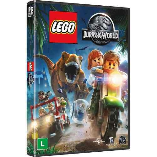 Jogo Jurassic World Lego Pc