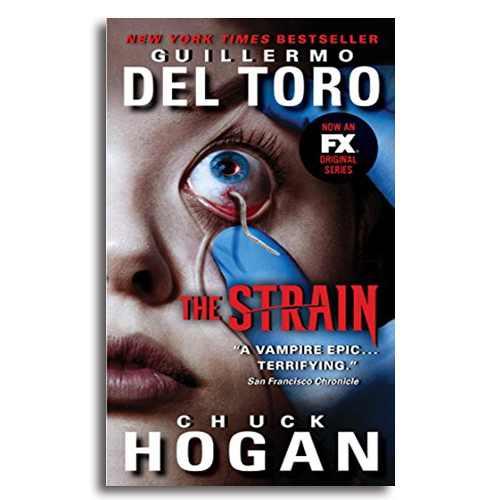 Livro Importado The Strain Série Em Inglês Bestseller