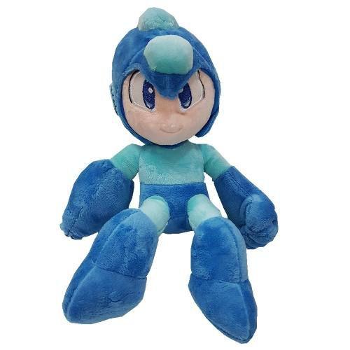 Pelúcia Megaman Plush Doll Mega Man