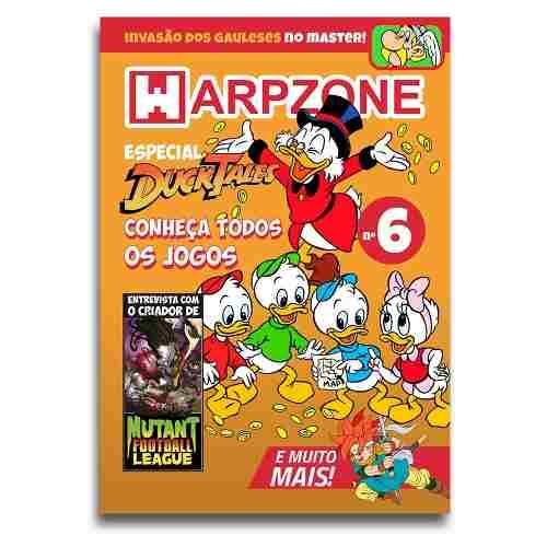 Revista Warpzone Especial Duck Tales N° 6