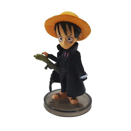 Boneco Luffy Action Figure Estátua One Piece Anime Manga