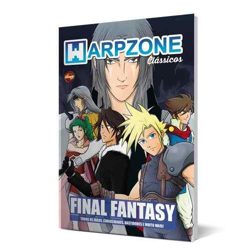 Revista Warpzone Clássicos Final Fantasy  Livro N° 4