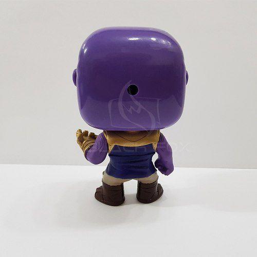 Boneco Thanos Vingadores Avengers Marvel