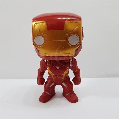 Boneco Iron Man Homem De Ferro Vingadores Avengers Marvel
