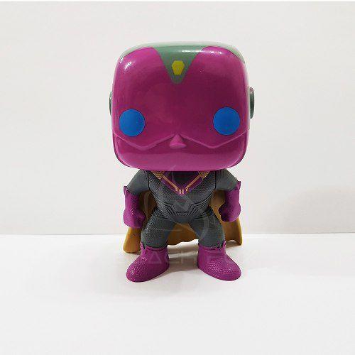 Boneco Visão Vingadores Avengers Marvel