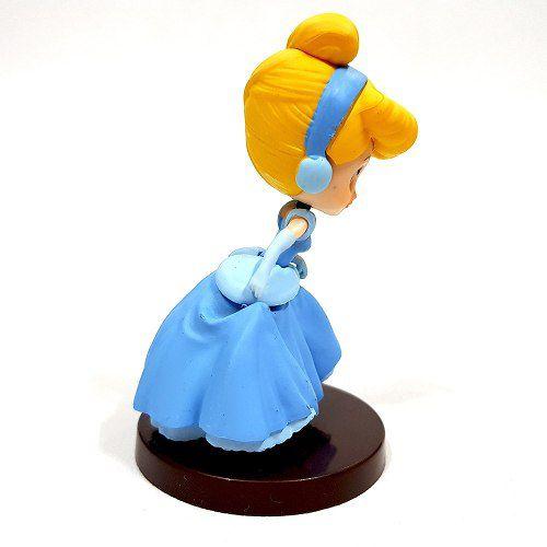 Cinderela Boneca Disney Qposket