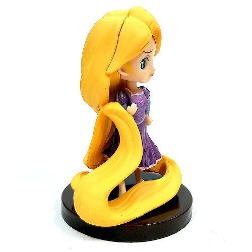 Rapunzel Modelo A Boneca Disney Qposket