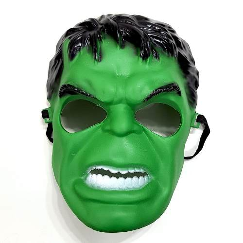 Máscara Hulk Marvel Fantasia Cosplay