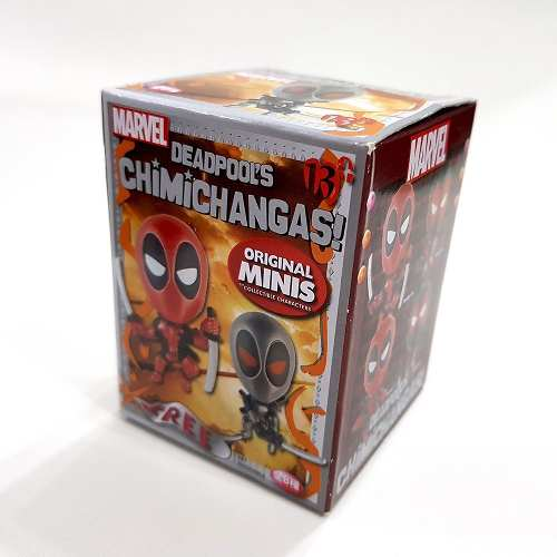Boneco Deadpool X Force Herói Marvel Vingadores Mod 4