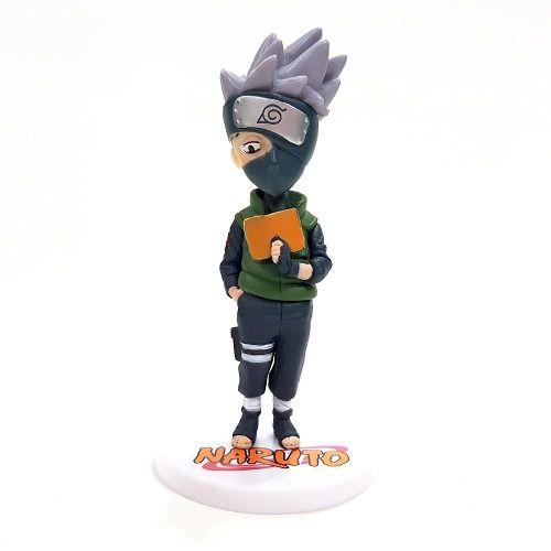 Boneco Kakashi Sensei Action Figure Anime Naruto