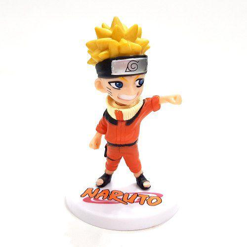 Boneco Naruto Clássico Action Figure Coleção Anime Mod 03