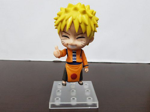 Boneco Naruto Anime Konoha Vila Da Folha Modelo 3 Ok