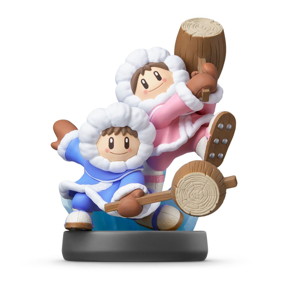 Amiibo Original Pronta Entrega Ice Climbers Switch Lacrado