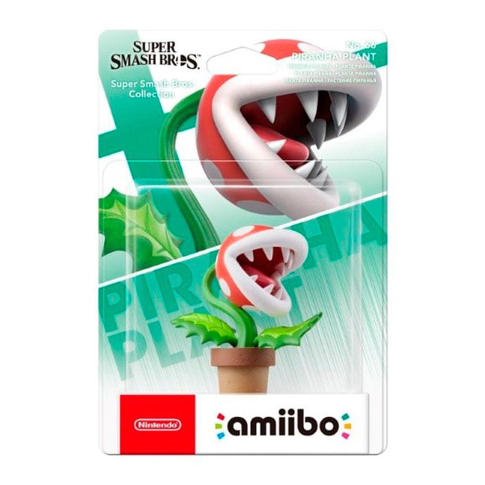 Amiibo Original Pronta Entrega Piranha Plant Switch Lacrado