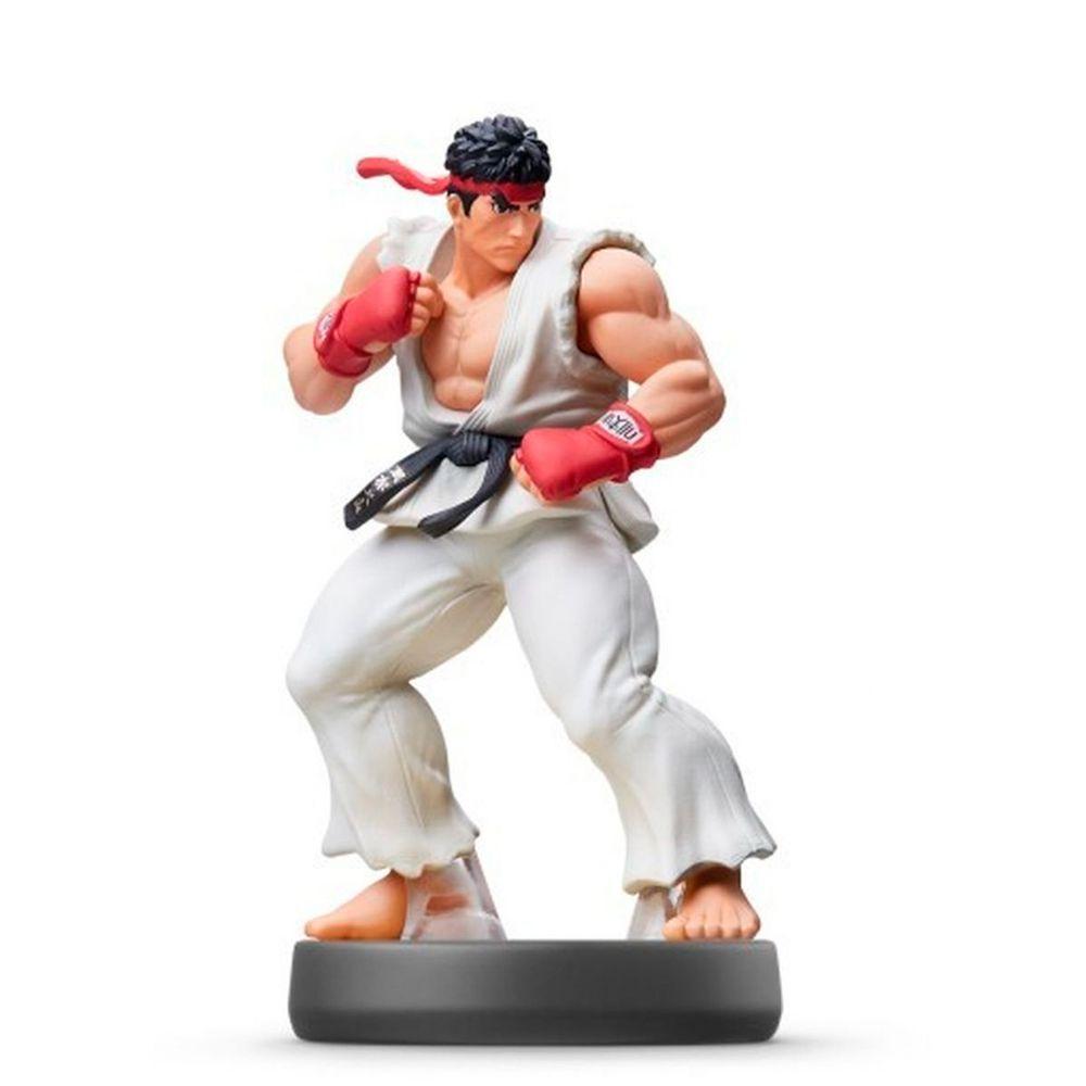 Amiibo Original Pronta Entrega Smash Bros Ryu Street Fighter
