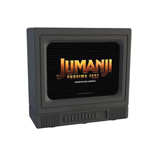 Balde De Pipoca Tv Jumanji Filme Cinemark Original
