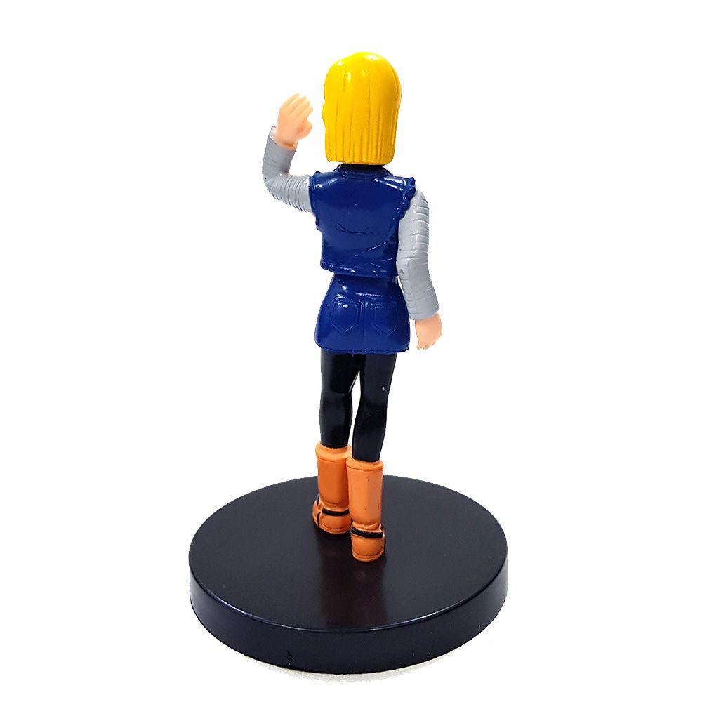 Boneco Android 18 Dragon Ball  Action Figure