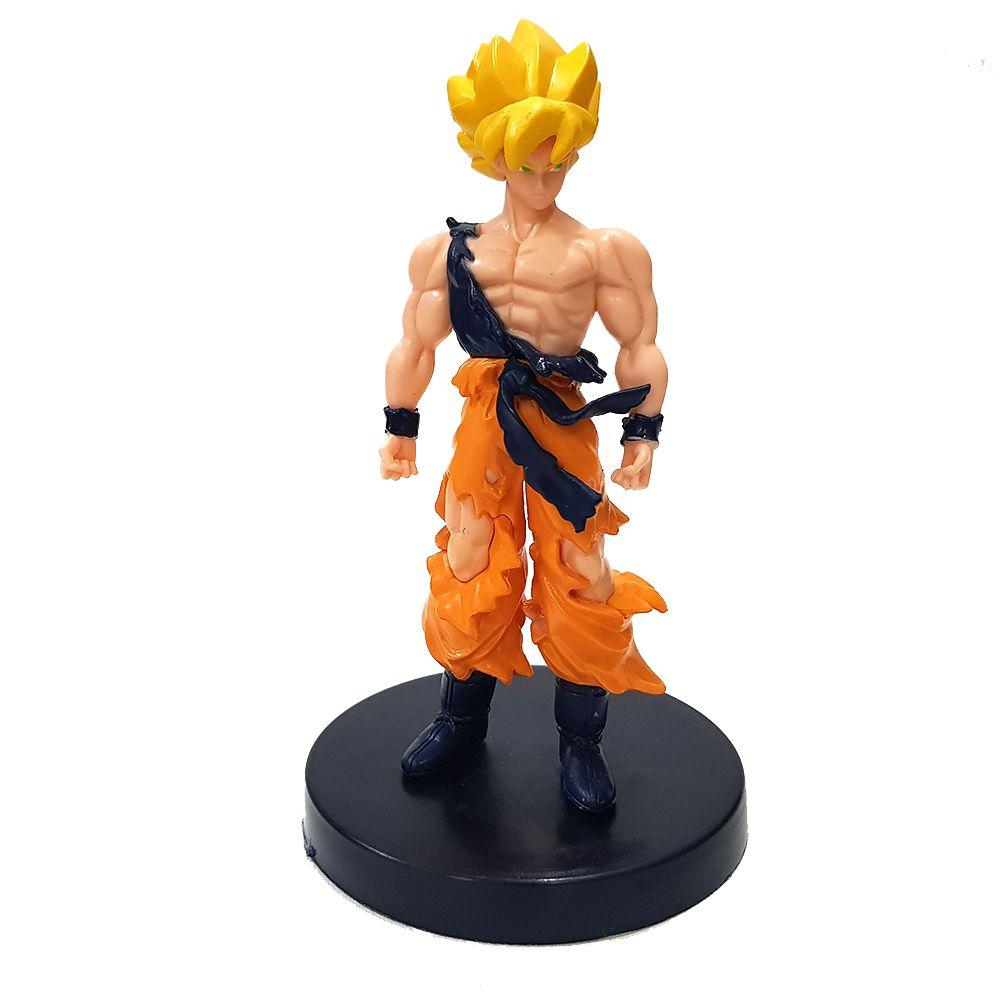 Boneco Goku Ssj Dragon Ball Action Figure