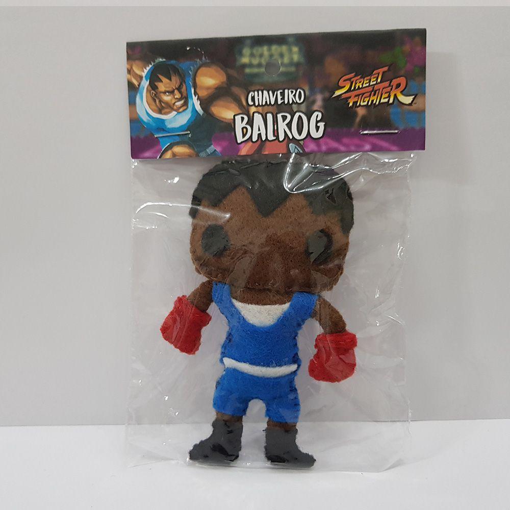 Chaveiro Balrog Street Fighter Sf Capcom