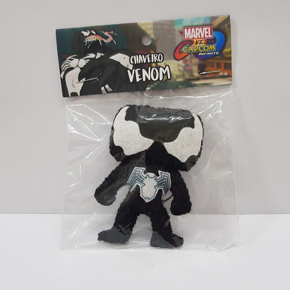 Chaveiro Venom  Marvel Vs Capcom Infinite