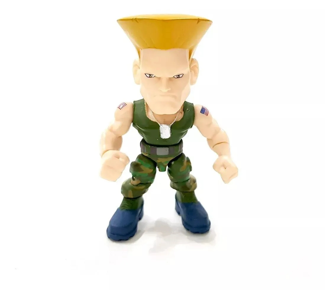 Guile Street Fighter Loyal Subjects Original Capcom