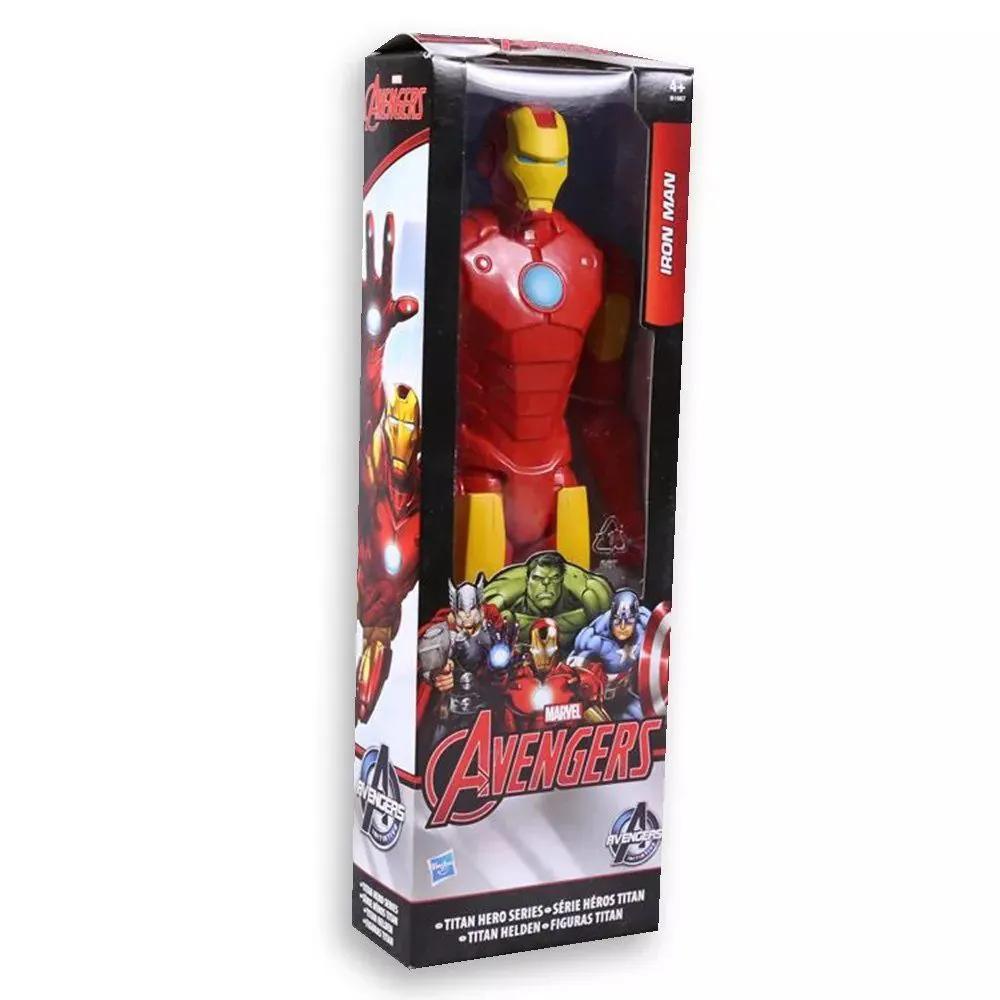 Iron Man Homem De Ferro Hasbro Marvel Vingadores Avengers