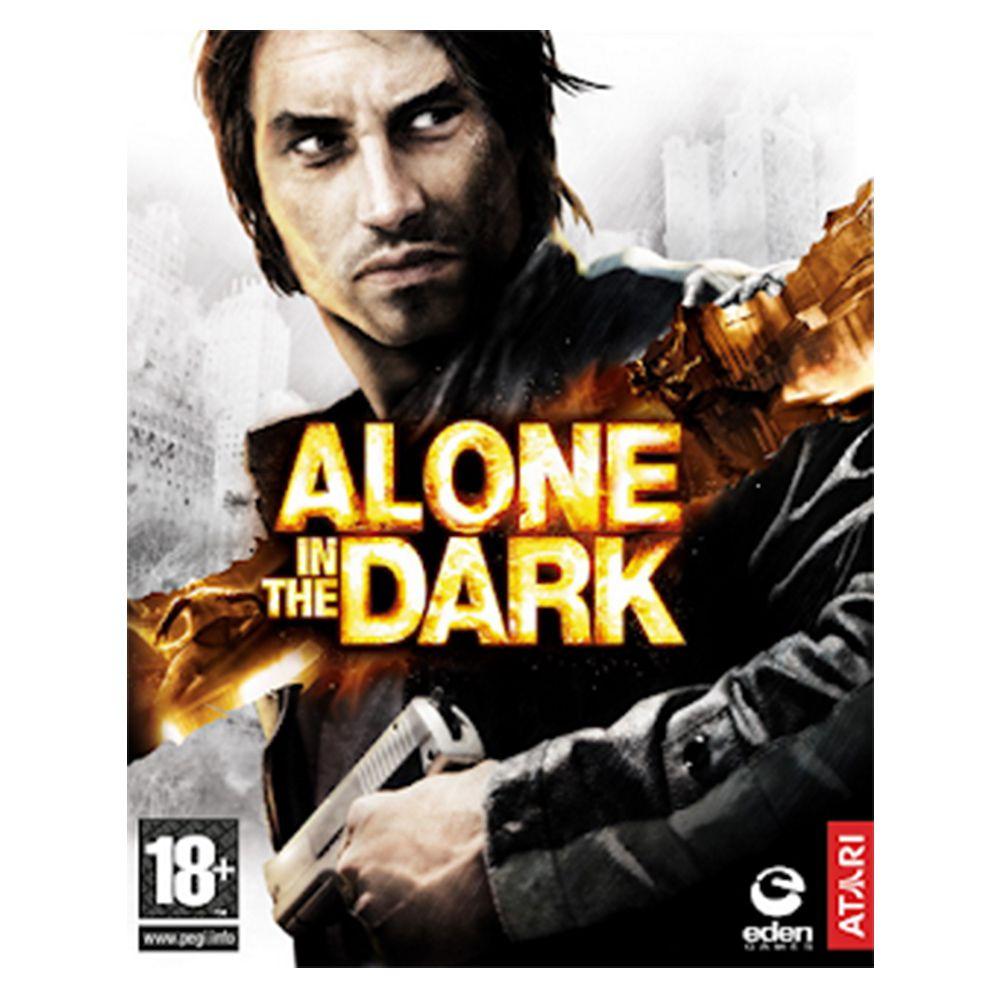 Jogo Pc Alone In The Dark Mídia Física