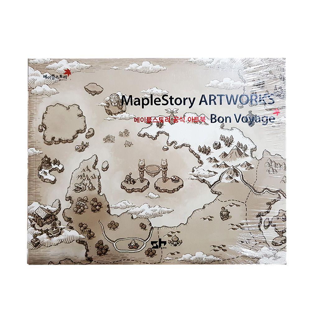 MapleStory Artworks, Bon voyage Livro