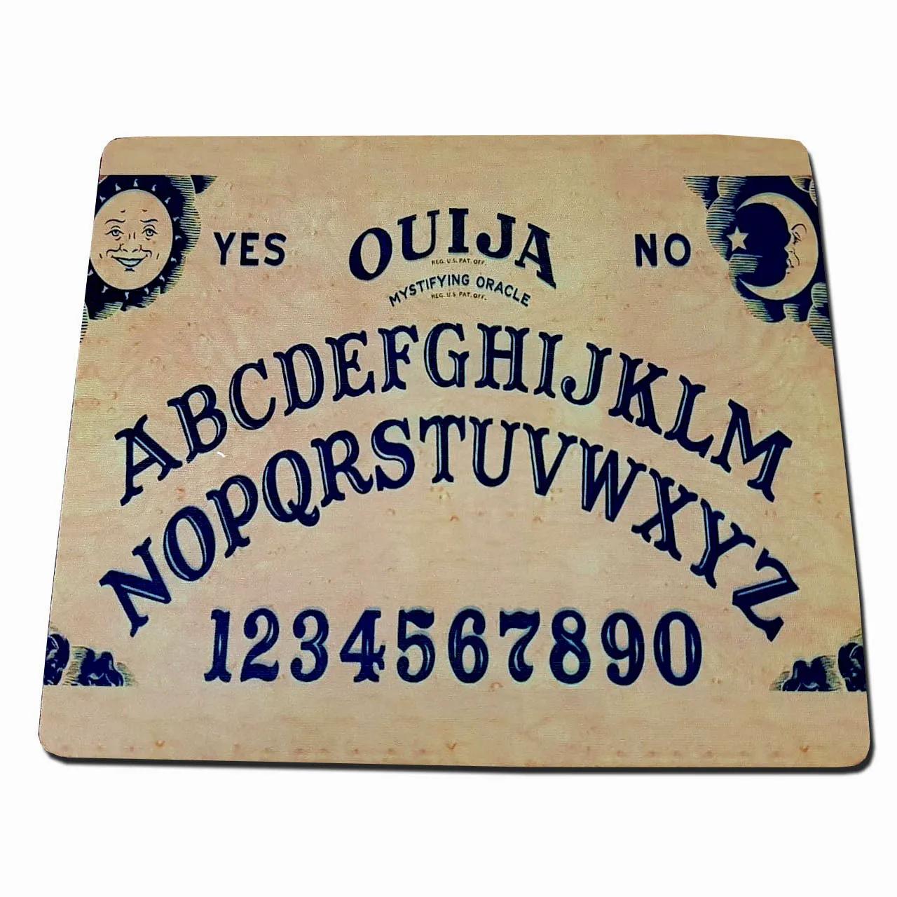 Mousepad Tabuleiro Ouija Geek 20,5 X 17 Cm