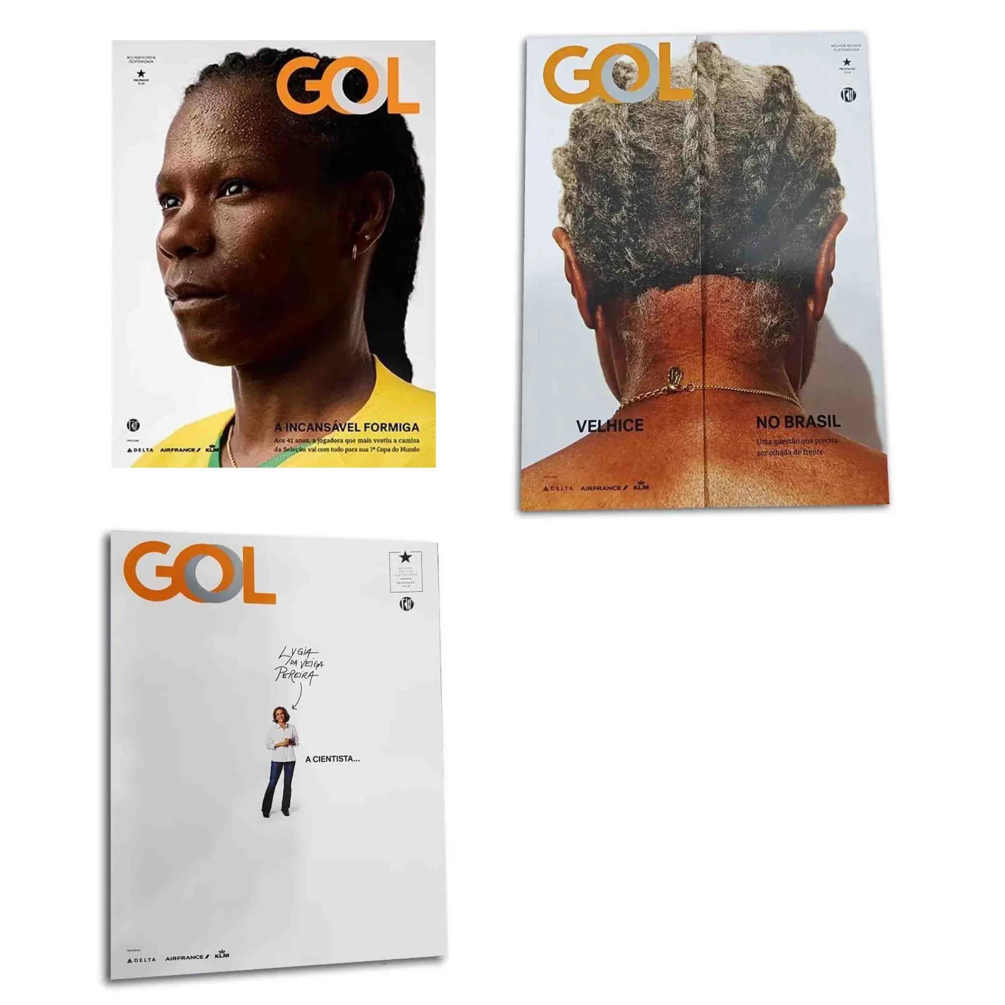 Revista Gol - Unitária