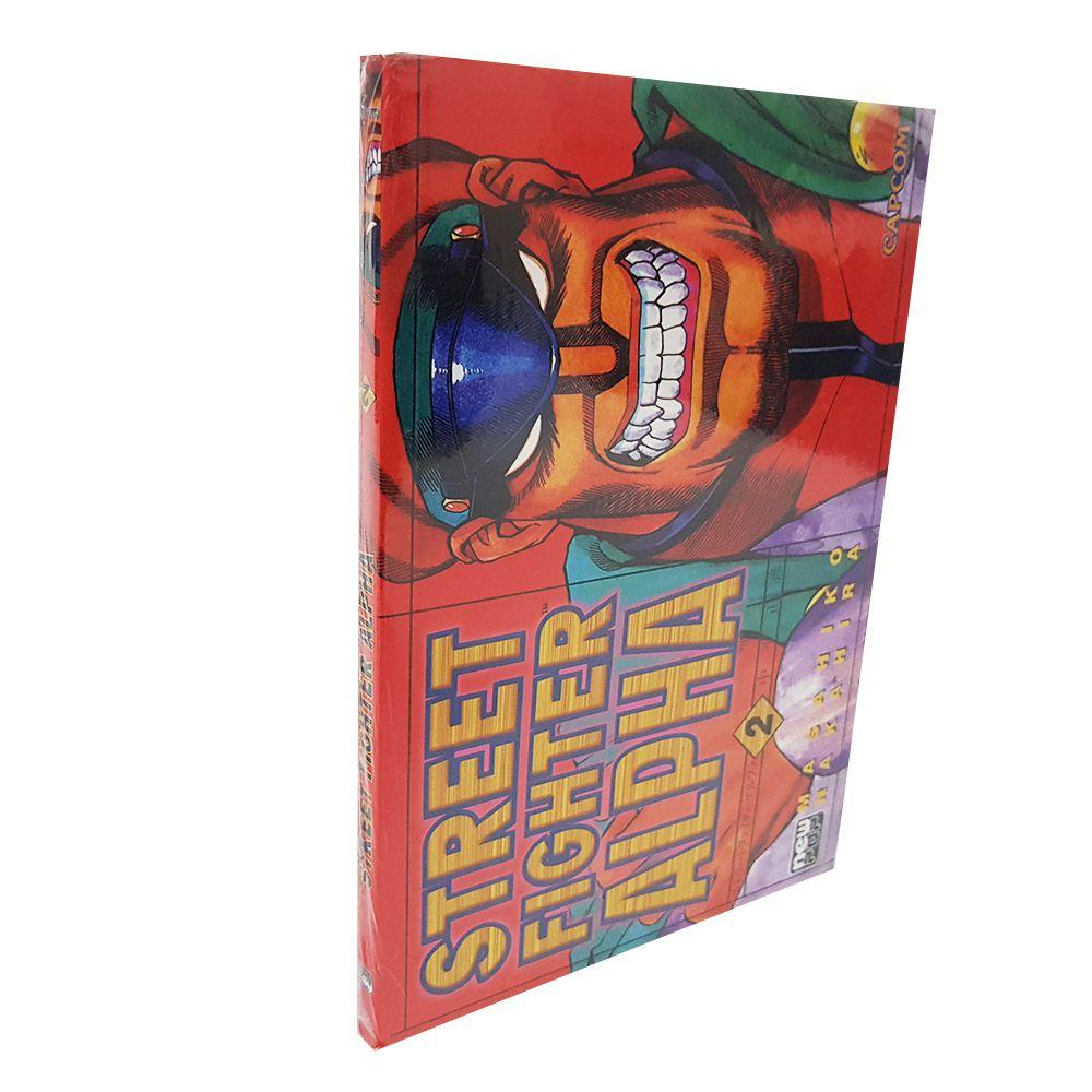 Street Fighter Alpha  Numero 2