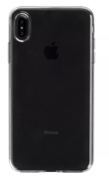 Capa Transparente iPhone X 10 Anti-impacto E Escorregamento.
