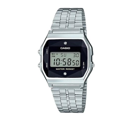e593bfc39a3 RELÓGIO CASIO VINTAGE A159WAD-1 - Digi Quartz - venda de relógios ...
