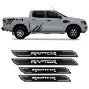 Kit Soleira Da Porta Diamante Ranger Raptor 13/19 Resinada