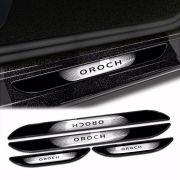 Kit Soleira Da Porta Oroch 16/ Com Black Over Resinado