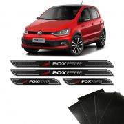 Kit Soleira Diamante Fox Pepper 2015/18 E Protetor De Porta