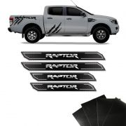 Kit Soleira Diamante Ranger Raptor 13/19 E Protetor de Porta