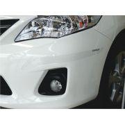Protetor de Para-choque Corolla Resinado Transparente