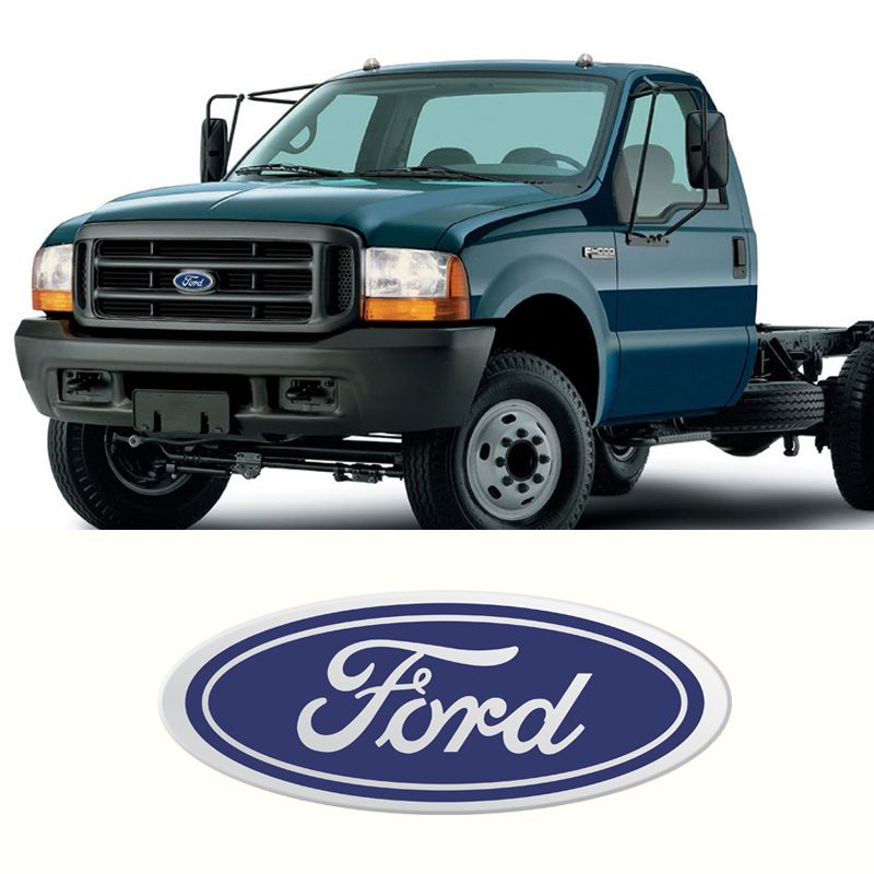 Adesivo Ford Cargo 01/, F-250, F-350, F-4000 Resinado