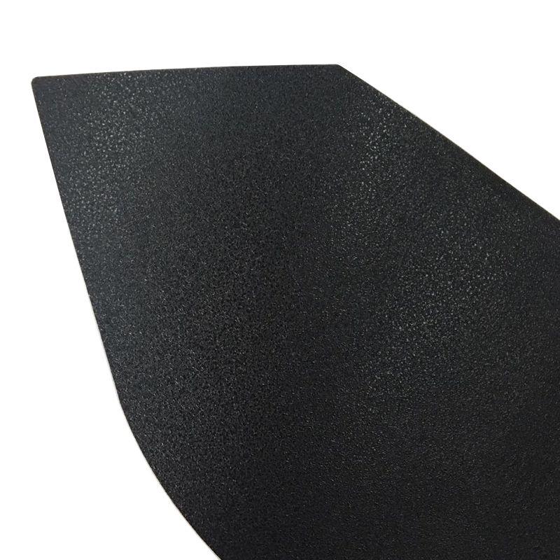Adesivo Traseiro Fundo De Placa Cruze Sedan 2017/2018 Black