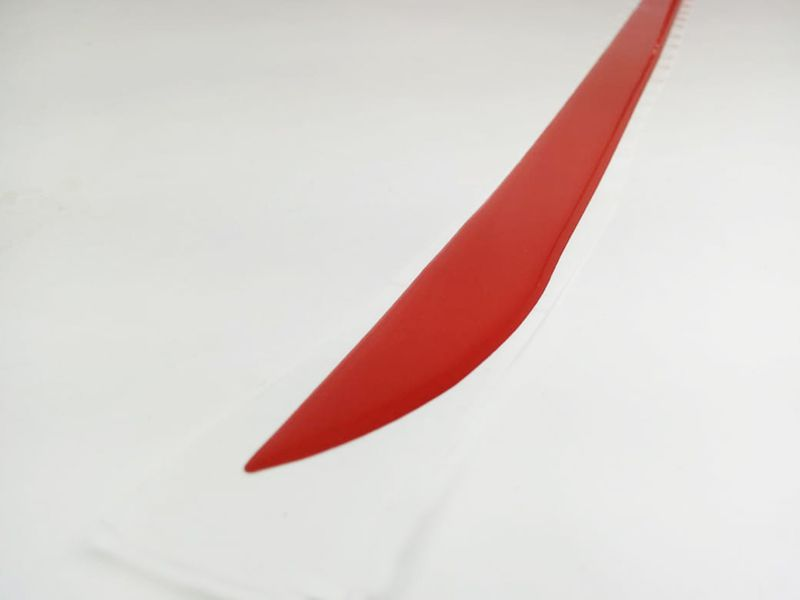 Friso Do Porta malas Cruze Hatch 12 à 16 Vermelho Refletivo