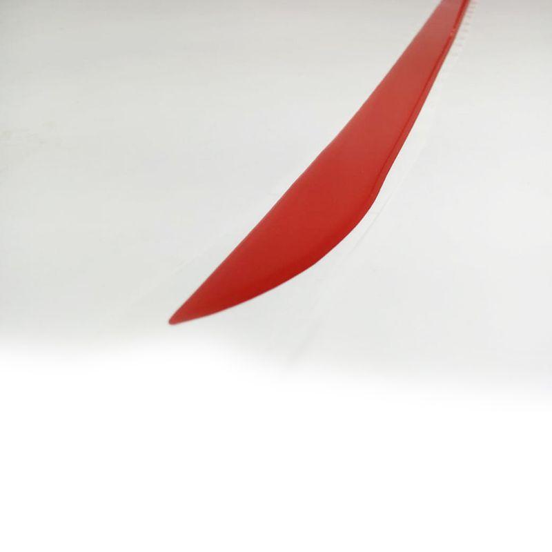Friso Do Porta malas Hyundai I30 Vermelho Refletivo